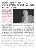 Juli/August 12 - sonos - Schweizerischer Verband für das ... - Page 4