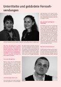 März 13 - sonos - Schweizerischer Verband für das Gehörlosenwesen - Page 4
