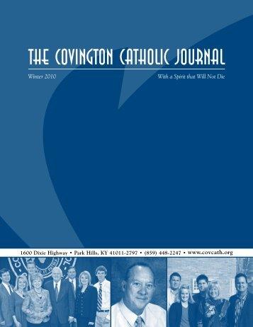 The Covington Catholic Journal - Covington Catholic High School