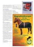 Voltigieren Veterinärmedizin Pferdehaltung - Euroriding - Seite 7
