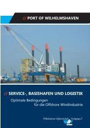 // Service-, BaSiShafen und LogiStik