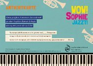 Antwortkarte [pdf-Dokument] - Sophie-Barat-Schule
