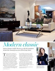 Modern classic - Sophie Paterson Interiors