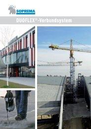 DUOFLEX®-Verbundsystem - SOPREMA-KLEWA GmbH