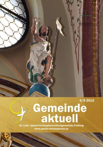 Frohe Ostern - Ev.-Luth. Jakobi-Christophorus Kirchgemeinde ...