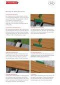 Montageanleitung Max Exterior Dielen/Kassetten - SORTIM - Page 3