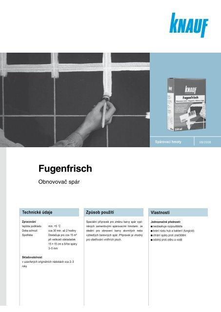 Fugenfrisch - SORTIM