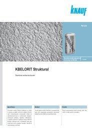 KBELORIT Struktural - SORTIM