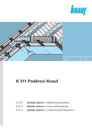 K 311 Podkroví Knauf - SORTIM
