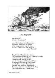 John Maynard*