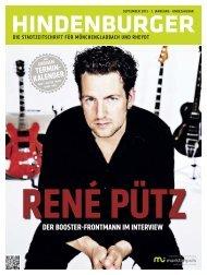 Hindenburger - Ausgabe September 2013