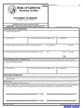 Athlete Agent Disclosure Statement - California Secretary of State ...