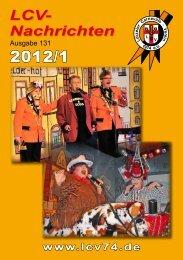 LCV-Nachrichten 02012/1 Ausgabe 131