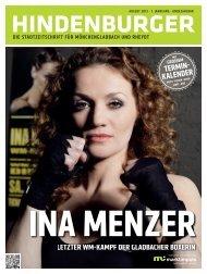 Hindenburger - Ausgabe August 2013