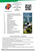Gemeindebrief Juli bis September 2014 - Seite 2