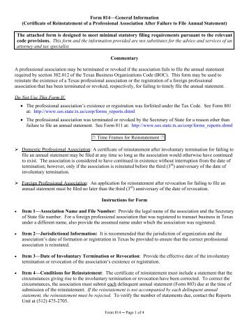UCC11 Information Request Form and Instructions - Secretary of State
