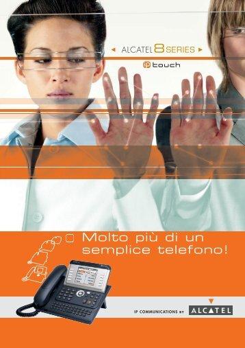 Telefoni serie 8 - Sos Elettronica