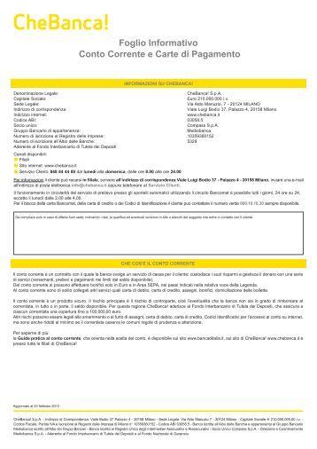 foglio informativo poste italiane Libretto postale ordinario 2018 di poste italiane è uno strumento di risparmio tradizionalmente usato  riassunti nel foglio informativo e contenuti in un.