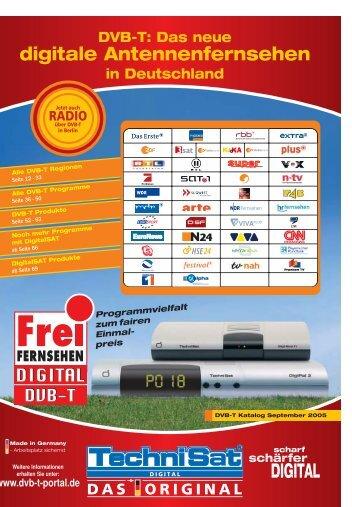 5 free magazines from dvb t portal de for T portal