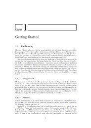 Kapitel 1: Grundlagen (pdf, 1.8 MB) - Numerische Physik ...