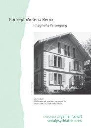 Soteria Bern - psy.ch Wegweiser für psychische Gesundheit im ...