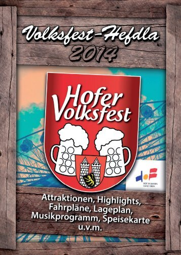 Des Volksfest-Hefdla