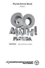Florida Enrich Book - SchoolRack