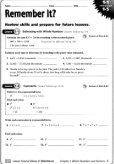 Miami Lakes K-8 Center MATH Summer Packet - SchoolRack - Page 2