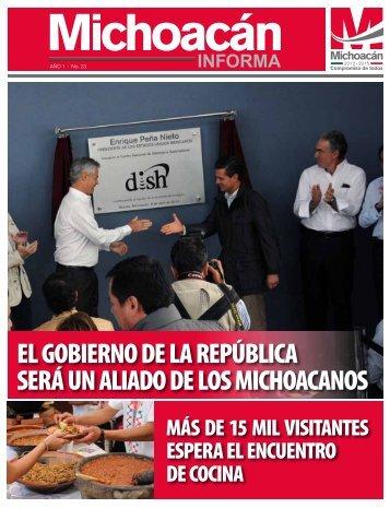 Michoacán Informa #23
