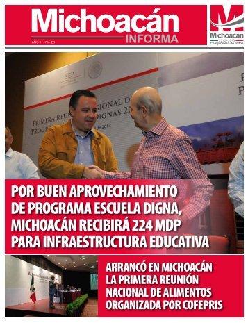 Michoacán Informa #26