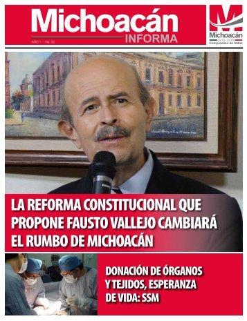 Michoacán Informa #32