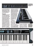 Korg X50 - Mega Music - Page 2