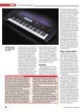 Korg TR Music Workstation - Mega Music - Page 3