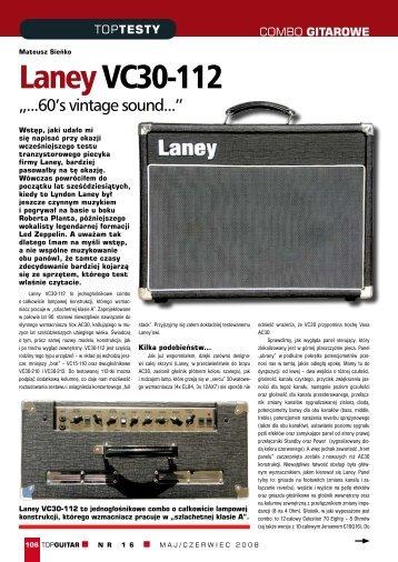 Laney VC30-112 - Mega Music