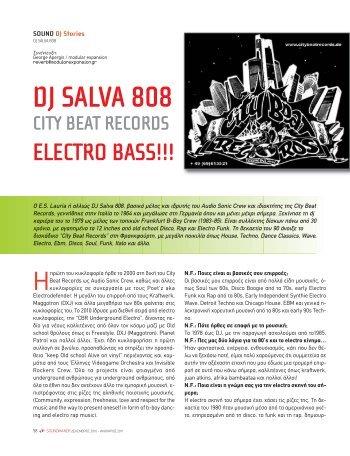DJ SALVA 808 - soundmaker