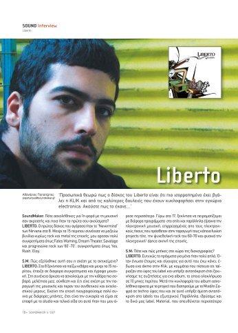 Liberto - soundmaker