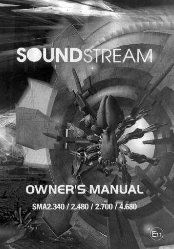 sma series - Soundstream
