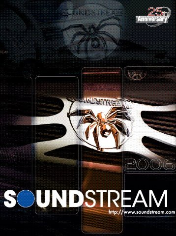 Listen to the best……Soundstream