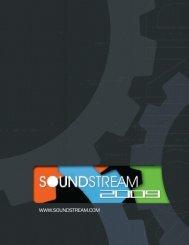 2009 Catalog - Soundstream