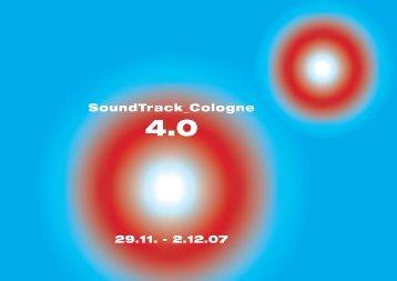 4.0 - SoundTrack_Cologne