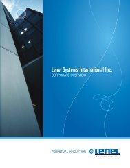 Lenel Systems International Inc. - SourceSecurity.com