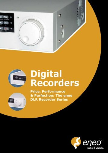 eneo DLR-204/120 Digital video recorders - SourceSecurity.com