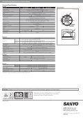 VDC-HD3100P VDC-HD3300P VDC-HD3500P ... - CAMEO Plus KFT - Page 2