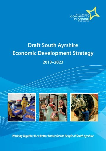 Economic Development Strategy - South Ayrshire Council