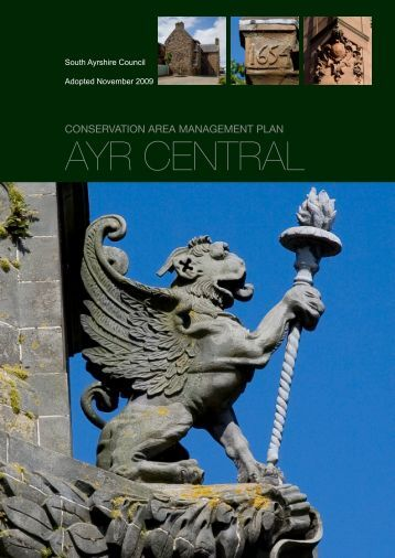 Ayr Central Conservation Area Management Plan - South Ayrshire ...