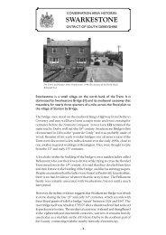 SWARKESTONE - South Derbyshire District Council
