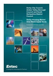 Water Cycle Study Part 1 - Derby City Council