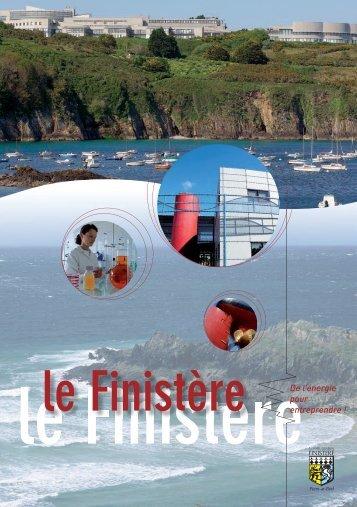 Venir en Finistère (pdf - 1,91 Mo) - Conseil Général du Finistère