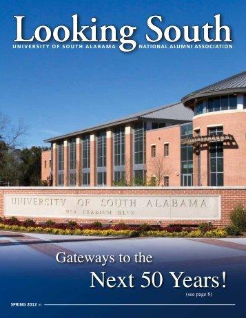 Next 50 Years! - University of South Alabama