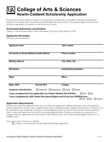 Caldwell college admissions essay